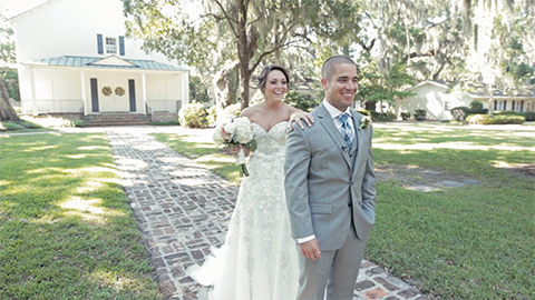 Isle of Hope Wedding