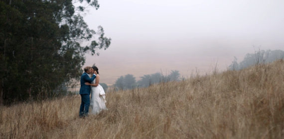Married in the Golden Hills of California