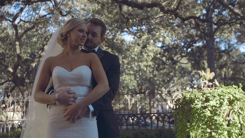 Savannah Station Wedding